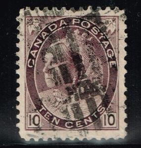 Canada Scotts# 83 - Used - Well Centered - Lot 122015