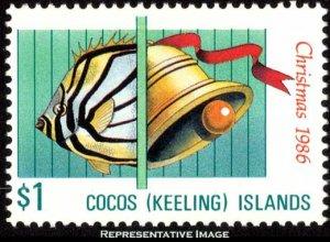 Cocos Islands Scott 157 Mint never hinged.