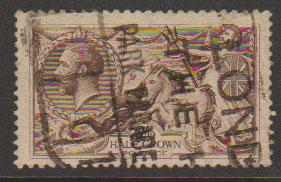 GB George V assumes SG 414  as lowest priced shade Used