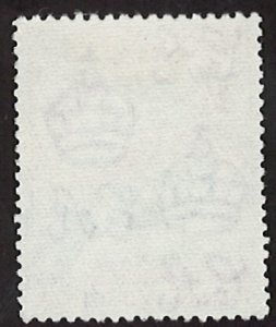 1954 Queen Elizabeth II Uganda Kenya Tanganyika 1Shilling (LL-99)