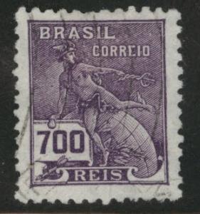 Brazil Scott 339 Used wmk 222 from 1931-1934