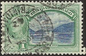 TRINIDAD AND TOAGO - 50 - Used - SCV-0.25