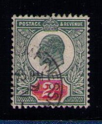Great Britain  Sc #130b Used VF