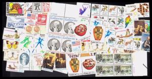 U.S. DISCOUNT POSTAGE LOT OF 100 13¢ STAMPS, FACE $13.00 SELLING FOR $8.95