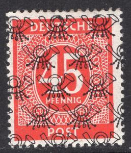 GERMANY SCOTT 596