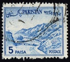 Pakistan #132b Kyber Pass; Used (2Stars)