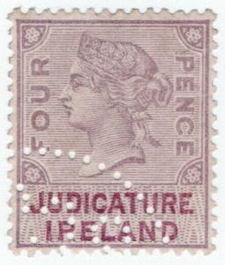 (I.B) QV Revenue : Judicature Ireland 4d