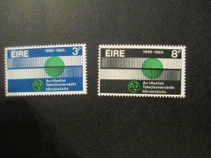 Ireland #198-99 Mint Hinged WDWPhilatelic (J6N2) 2