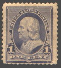 219  mint F-VF NH