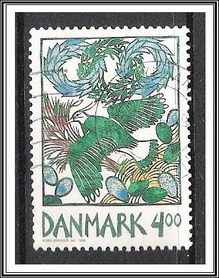 Denmark #1150 Harbingers of Spring Used