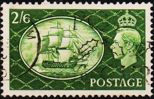 Great Britain. 1951 2s6d S.G.509 Fine Used
