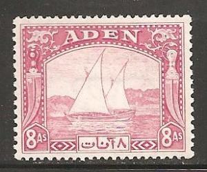 Aden  SC 8 Mint Hinged