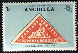 Anguilla; 1979: Sc. # 350: **/MNH Single Stamp
