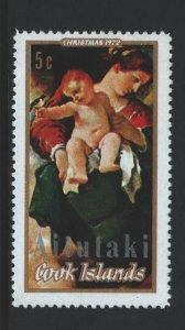 Aitutaki Sc#49 MNH