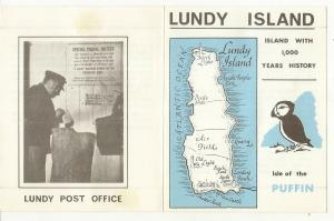 Lundy Puffin & Post Office