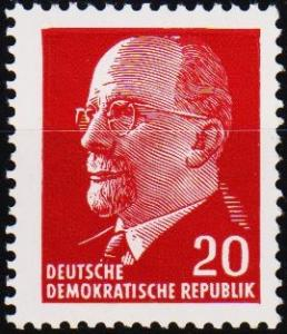 Germany(DDR). 1961 20pf S.G.E580 Unmounted Mint