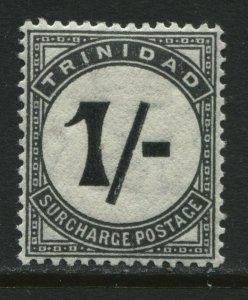 Trinidad 1945 1/ Postage Due mint o.g. hinged