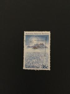 *Australian Antarctic Territory #L75 u