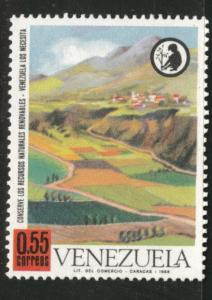 Venezuela  Scott 928 MNH** 1968 conservation stamp CV$1.10