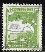 Palestine 64, 3c Rachel's Tomb, used, VF