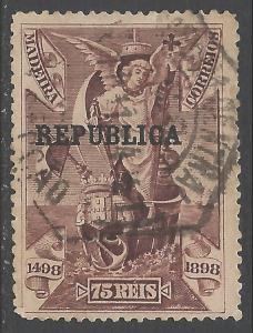 PORTUGAL 203 VFU E209