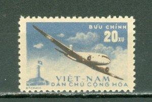 VIETNAM (NORTH) AIR #C1 MNH...$9.00