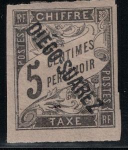 Diego Suarez 1892 SC J7 H CV $130