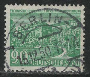 Germany Berlin Scott # 9N56, used