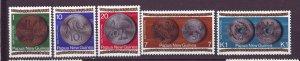 J21831 Jlstamps 1975 png set mh #410-4 coins