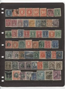STAMP STATION PERTH Chile #Collection of 60 Stamps Used/Mint- Unchecked