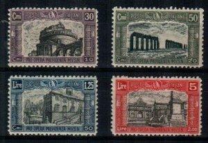 Italy Scott B30-33 Mint NH [TE281]