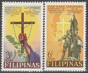 Philippine Islands #934-5   MNH   (K1214)