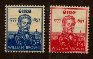Ireland - SG# 68 & 69 MH  /  Lot 1119086