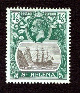 ST. HELENA  SC# 88  VF/MOG