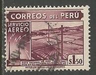 PERU C93 VFU Z1168