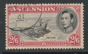 Ascension, Scott 47a (SG 45), used