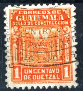 Guatemala - SC #RA22 - Used - 1945 - Item G98