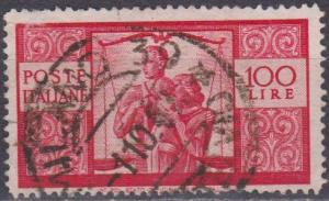 Italy #477 F-VF Used  (ST1351)