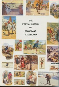 THE POSTAL HISTORY OF SWAZILAND & ZULULAND BY EDWARD B. PROUD AS SHOWN