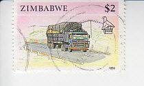 Zimbabwe 631 used