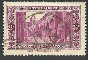 Algeria  #86, El Kebir, Used**