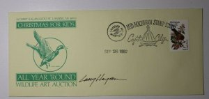 MId MIchigan Stamp Store Capital City Lansing Christmas For KIds Philatelic Expo