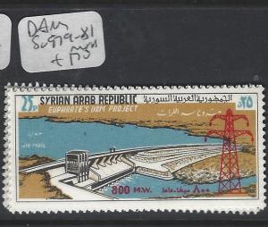 SYRIA  (PP2812B)  SG   979-981     MNH