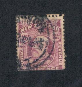 New Zealand 132 Thin Used (N0042)