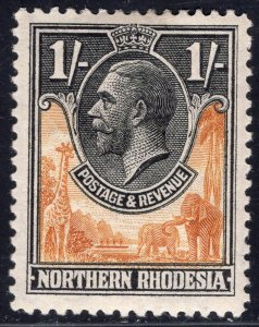 NORTHERN RHODESIA SCOTT 10