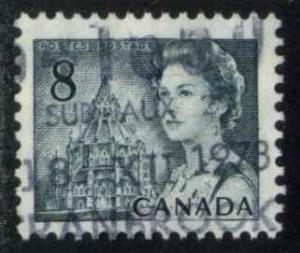 Canada #544p Library of Parliament, used (0.25)