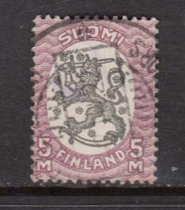 Finland #118 Used