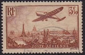 France Air Post #C13, used