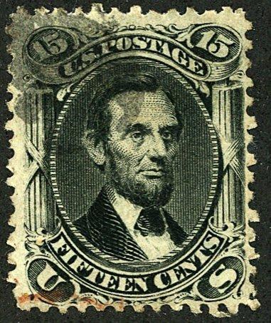 U.S. #77 Used