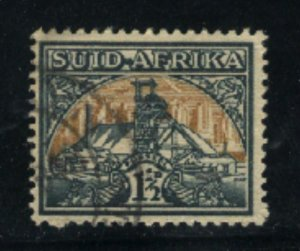 South Africa 29a   used VF 1927-28 PD